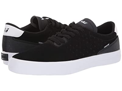 Supra Lizard (Black/White 2) Men