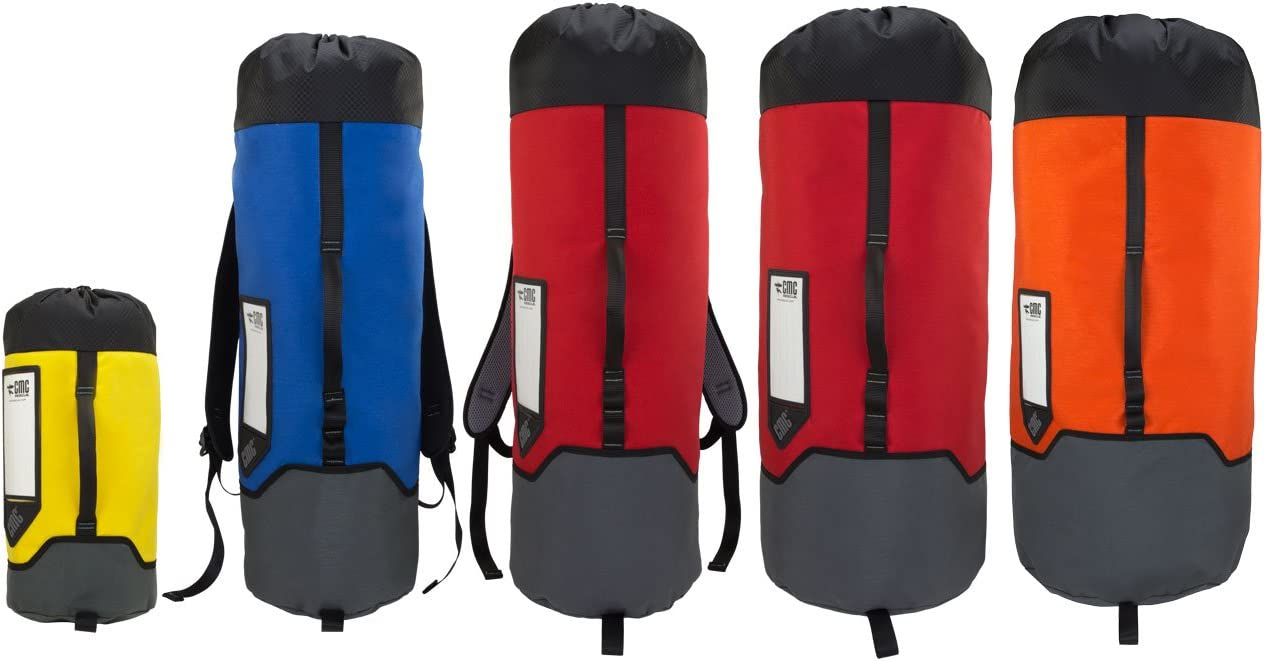 CMC Rescue 430603 Rope Bags Model #6-7450 L Red Manufacturer OFFicial shop 122 ci Cheap bargain