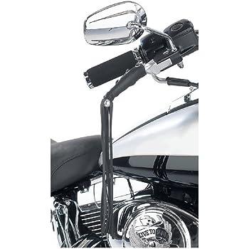 PU Leather Motorcycle Handlebar Grip Brake Clutch Lever Cover Fringe Long Tassel