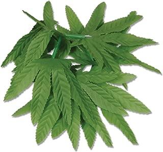 tropical fern leaf wristlet anklet