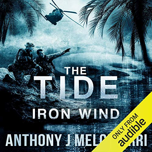 The Tide: Iron Wind  By  cover art