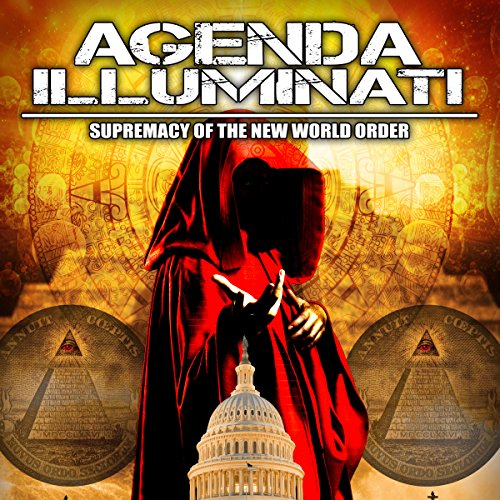 Agenda Illuminati audiobook cover art