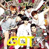LOVE TRAIN(regular) by Got7 (2015-06-10)
