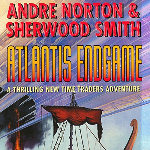 Atlantis Endgame audiobook cover art