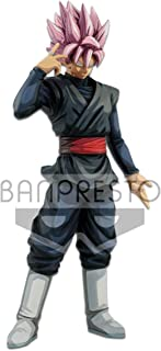 35681 Dragon Ball Super Grandista Manga Dimensions Super Saiyan Rose Figure