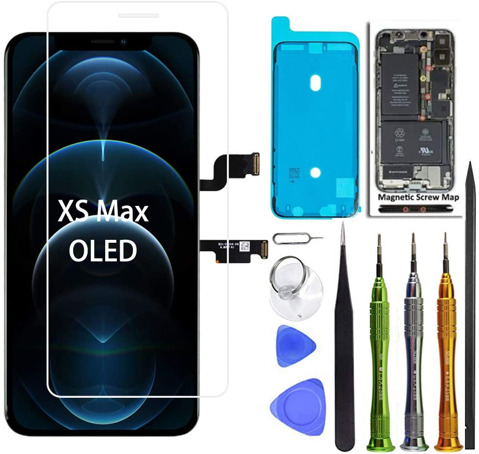 OLED Direct Outstanding store Screen Replacement for iPhone Xs inch 6.5 Model A1921 Max