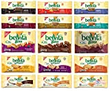 Belvita Breakfast Biscuits Assortment - Variety Pack of 15 Soft-Baked, Sandwich, Bites and Crunch Biscuits. 4 Hours of Nutritious Steady Energy