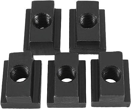 Lyn-Tron Female Pack of 5 0.5 OD 1//4-20 Screw Size 1.25 Length, Steel Zinc Plated