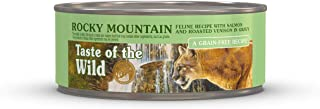 Taste Of The Wild Rocky Mountain Feline Recipe, Brown, 85 g