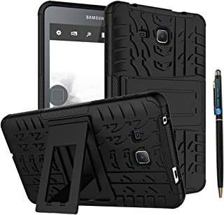Tab A 7.0 Case 2016 DWaybox 2in1 Combo Hybrid Rugged Heavy Duty Armor Hard Back Cover Case with Kickstand for Samsung Galaxy Tab A 7 Inch 2016 SM-T280 / T285 / Samsung Tab A6 A7 7.0