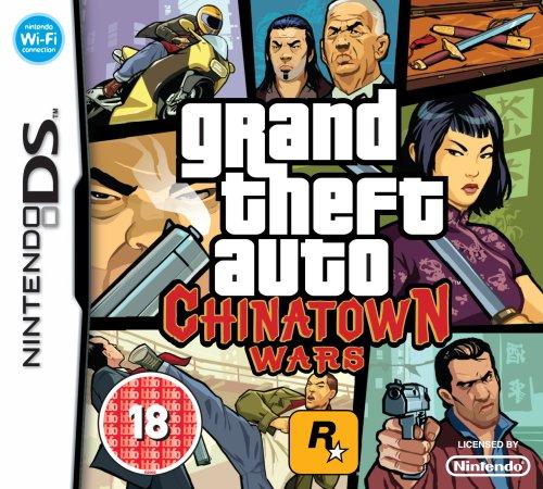 GTA: Chinatown Wars (Nintendo DS) [Importación inglesa]