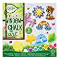 CREATIVE ROOTS 2-in-1 Window Art & DIY Chalk Art by Horizon Group USA