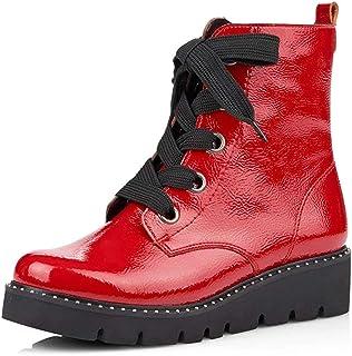Suchergebnis auf für: rote stiefel Keilabsatz W4nFs