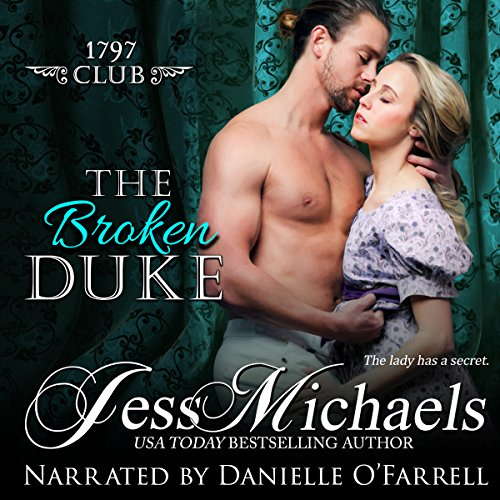 The Broken Duke audiobook cover art