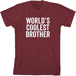 World's Coolest Brother Men's Shirt