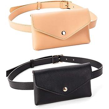 Women Belt Bags Women Waist Bag Belt Bags Snakeskin Pattern PU Fanny Pack Removable Belt with Waist Pouch Mini Purse Wallet Travel Sport Bag Leather Cell Phone Pocket for Women Cross Body