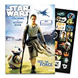 Star Wars Giant Coloring Book with Stickers (144 Pages)