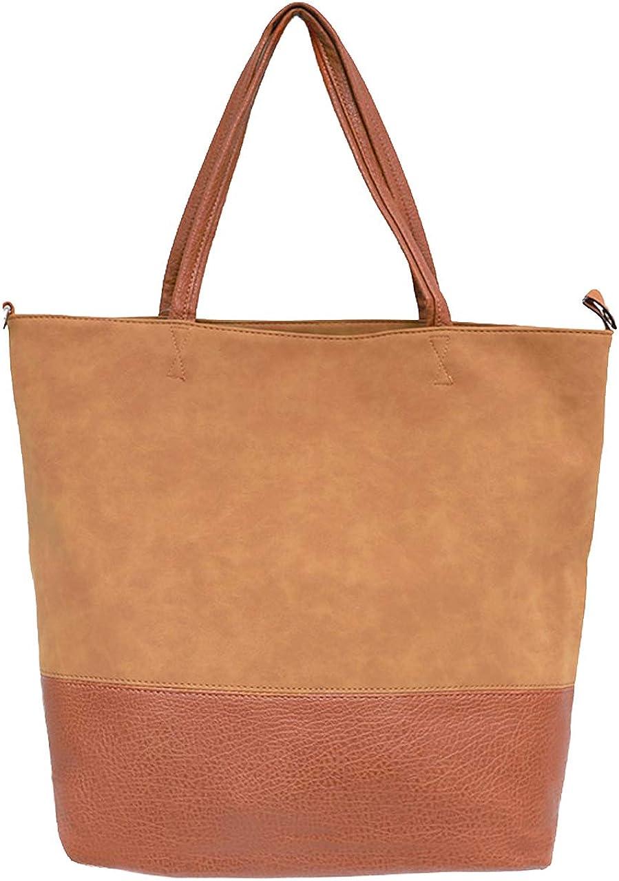 Tampa Mall Ayliss Women Tote Shoulder Handbag PU Leather 5 ☆ popular Handle Purse H Top