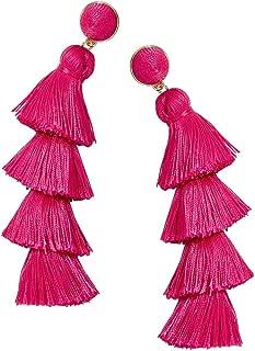 Best gabriela tassel earrings Reviews