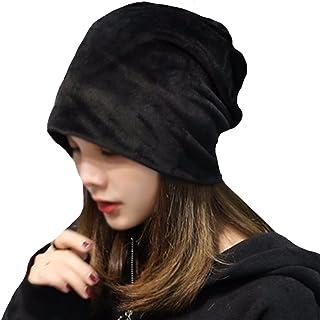 LABANCA Women Fashion Leisure Winter Warm Hat Velvet Soft Beanie for Outdoors