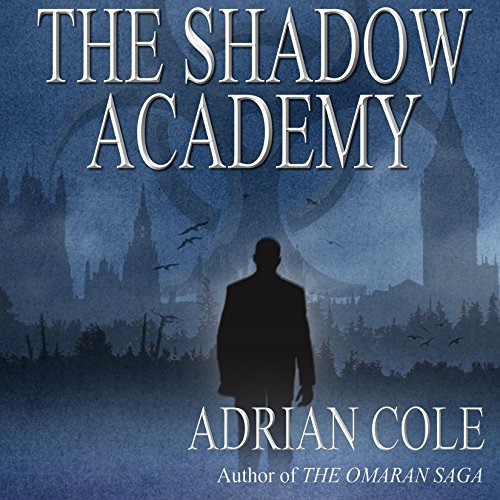 The Shadow Academy  By  cover art