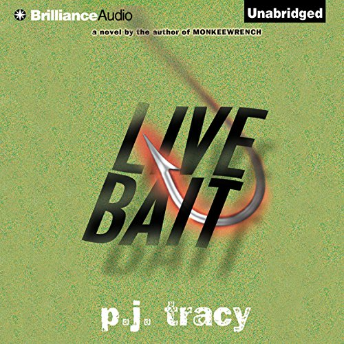 Live Bait audiobook cover art