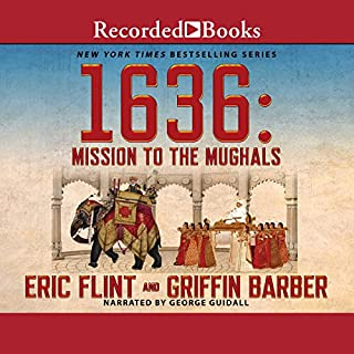 1636: Mission to the Mughals cover art