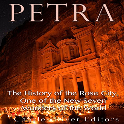 Petra audiobook cover art
