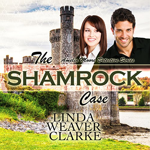 The Shamrock Case audiobook cover art