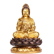 Home Accessories Kuan Yin Statue Collection Ornamental,Buddha Statue for Home Ornamental,Buddhist Avalokiteshvara Goddess ...