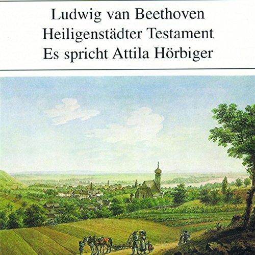 Heiligenstädter Testament cover art