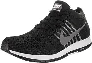Unisex Flyknit Streak Black/Dark Grey/Wht Running Shoe 10 Men US / 11.5 Women US