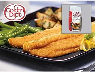 Golden Dipt Old South Fish Fry Mix, 5 Pound -- 6 per case.