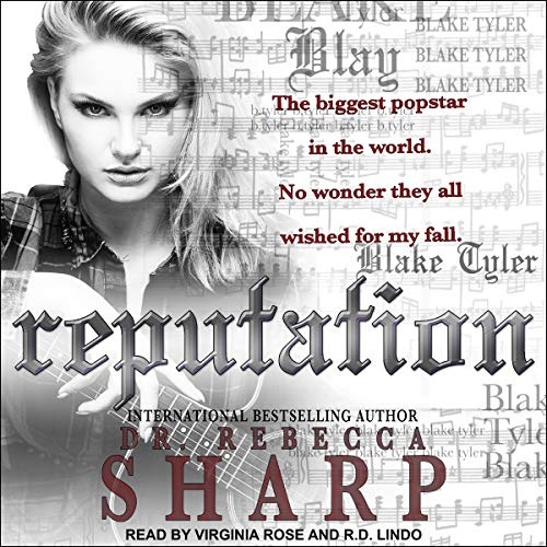 Reputation audiobook cover art