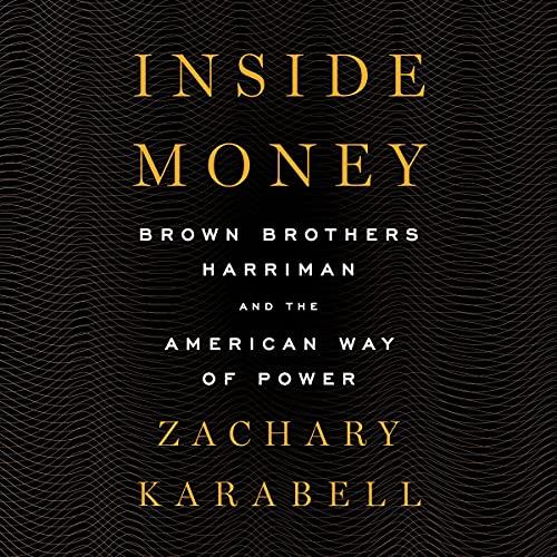 Couverture de Inside Money