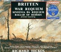 Britten: War Requiem (1991-08-06)