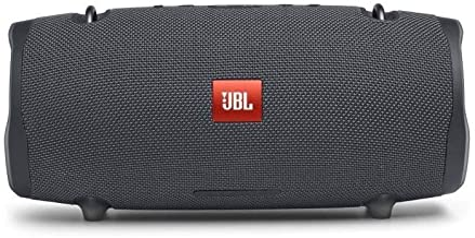 JBL Xtreme 2 Musikbox in Gun Metal – Wasserdichte, portable Stereo..