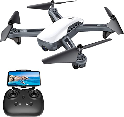 Potensic D50, GPS Drone with Camera for adults, 1080P HD FPV Live Video Quadcopter for beginner, GPS Return Home, Follow...