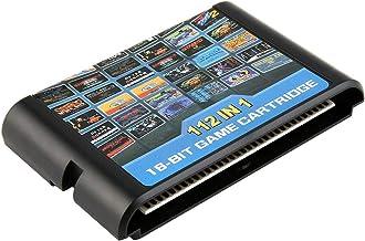 Carte de jeu portable 112 en un pour Retroad Sega Genesis