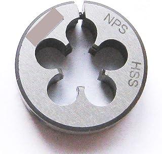 HSS M22 x 2 Thread Metric Split Round Adjustable Die