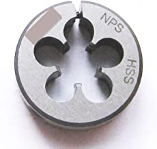 """Luctool 5-44 UNF Die Round Adjustable Split Threading Die 13//16/"""" OD Inch Thread HSS Luctool Provides Premium Quality Hand Tools for Metal Threading."""