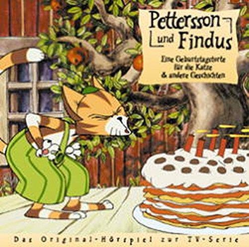 Pettersson & Findus - CD: Pettersson & Findus, Audio-CDs, Tl.1, Eine Geburtstagstorte für die Katze & andere Geschichten, 1 Audio-CD