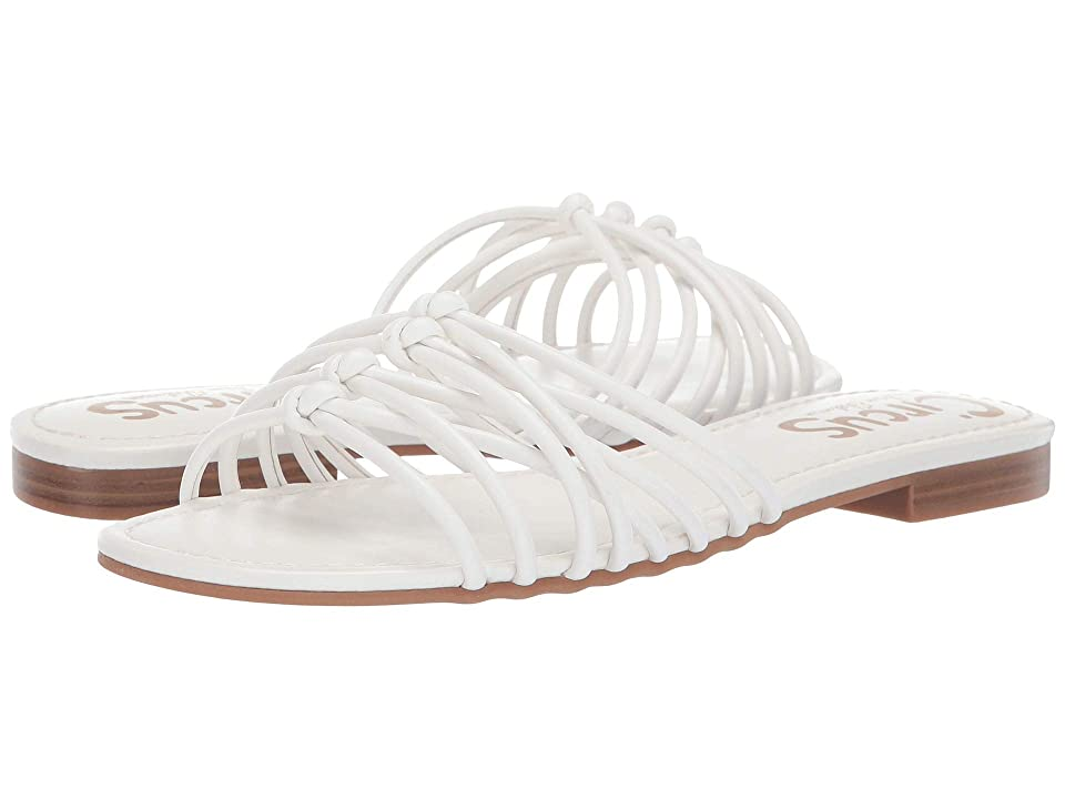 0451e1e10 Circus by Sam Edelman Bella (Bright White Sheep Nappa) Women