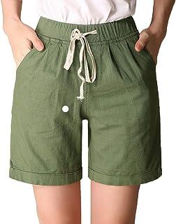 65f2fbd8b183 Amazon.es: Moda Asiatica - Pantalones cortos / Mujer: Ropa