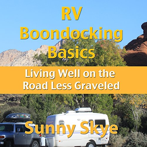 RV Boondocking Basics cover art