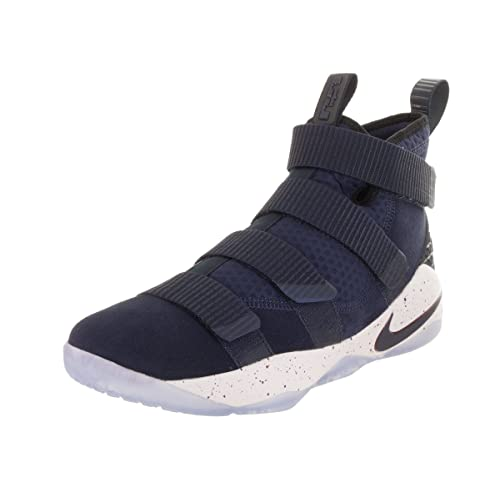 ec11dbf1e4e2 Navy Blue Basketball Shoes: Amazon.com