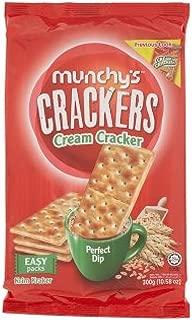 Best munchy's cream crackers Reviews
