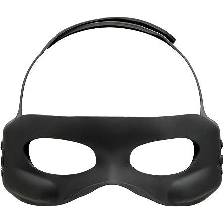 YA-MAN(ヤーマン) ウェアラブルEMSマスク メディリフト アイ 美顔器 目もとケア ヒーターブラック EPE10