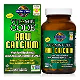 Vitamin Code Raw Calcium - 60 Vegetarian Capsules
