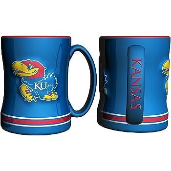Cardinal Oklahoma Sooners 15 oz Relief Mug